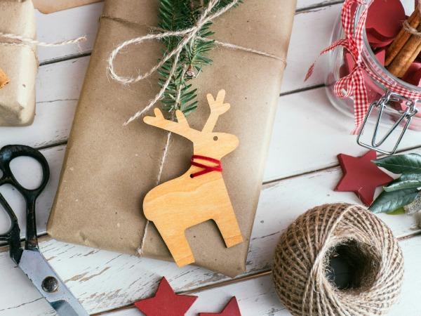5 materiales para hacer tu árbol esta Navidad.